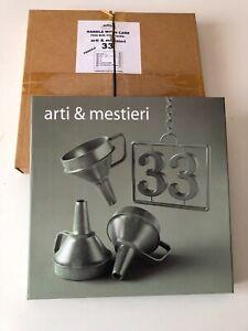RARE LTD EDITION NUMBERED BOX SET ITALIAN PROG ARTI E MESTIERI 33 M/M UNPLAYED