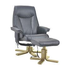 Sessel aus Kunstleder fürs Wohnzimmer