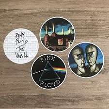Pink Floyd Album Covers Vinyl Sticker Set - Free Shipping