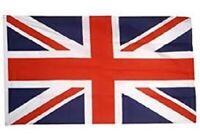 Union Jack Flag 5 Feet x 3 Feet - Red White & Blue Patriotic Flag