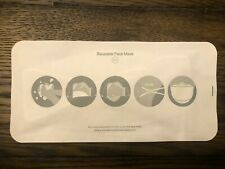New listing Exclusive Reusable Apple Face Mask, Rare (1 Mask)