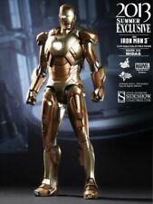 (US) Hot Toys MMS208 Iron Man 3 Mark XXI Midas Armor 2013 Toy Fair Exclusive