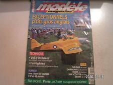 **c Modèle magazine n°595 Plan encarté : Le Vissou / Super Chipmunk 52