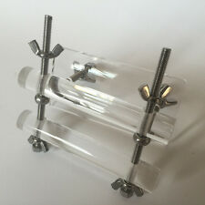 New Acrylic Chastity Crusher Attachment Restraint for Fancy Dress zp115