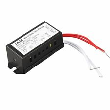 Mini 220V to 12V 20-50W Low Voltage Halogen LED Light Electronic Transformer