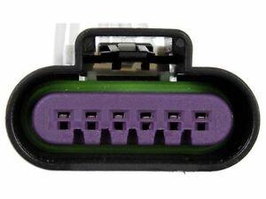 For Pontiac Torrent Accelerator Pedal Position Sensor Connector Dorman 78234TY