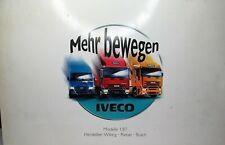 Set Packung Mehr bewegen Wiking 1:87 Iveco EuroCargo Rietze EuroStar Busch Daily