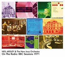 Neil Ardley and The New Jazz Orchestra - On The Radio  BBC Sessions 1971 [CD]