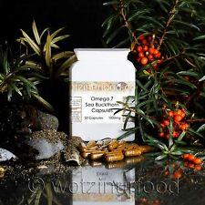 CoQ-10 Omega 7 Sea Buckthorn Omega 3 6 7 9 Poppy Chia Sunflower Seeds