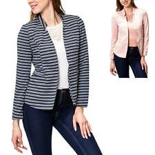 Only Damen Sweat Blazer Anzugjacke Übergangsjacke Chic Classic Business