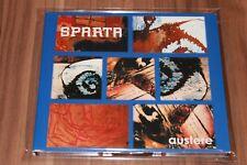 Sparta - Austere (2002) (MCD) (DreamWorks Records – 450 844-2)