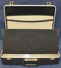 VINTAGE AUDI-BUHL 616-200 PORTABLE PODIUM SPEAKER +MICROPHONE AUDIO PRESENTATION