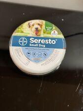 Bayer Seresto Flea and Tick Small Dog Collar