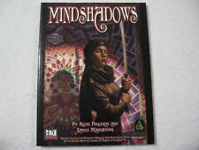 D&D 3rd Ed RPG D20 Mindshadows Mythic Vistas setting Green Ronin