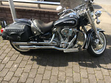 Yamaha XV 1600 WildStar (VP08  // 04.2001 // 19237 Km) inkl. Touring-Set