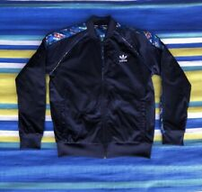 Adidas Originals Superstar Shoe Box Track Top Jacket Rare Size Large Reversible
