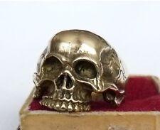 Offiziers? Ehrenring ? Husaren ? Totenkopf Ring Memento Mori