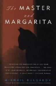 The Master and Margarita - Paperback By Mikhail Bulgakov - GOOD