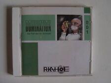 DOMINATION - 001 - Der Fall des Dr. Schmidt - CD Hörspiel RIKAHOE