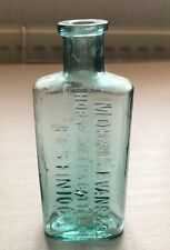 More details for vintage veterinary glass bottle horse sheep cattle oil festiniog wales