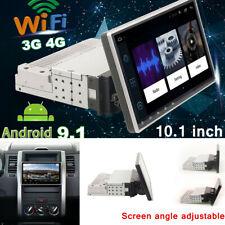 "Quad-core Head Unit 2Din 10"" Android 9.1 Car Stereo GPS Radio HD Screen 1+16G"