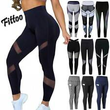 New listing Women Yoga Pants Fitness Butt Lift Leggings Running Sport Workout Trousers Print