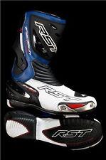 Bottes perforés pour motocyclette