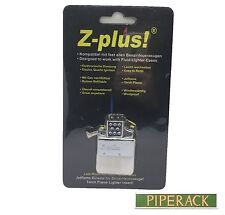 NEW Z-Plus Single Jet Torch flame Butane Replacement Insert For Petrol Lighters