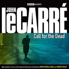 Call For The Dead by John Le Carre (CD-Audio, 2009) NEW SEALED