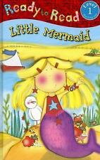 Ready to Read the Little Mermaid (2007, Hardcover)