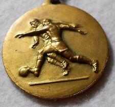 3) Medaglia Calcio  Football Art Déco Avvenimenti Sportivi