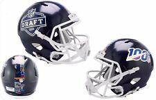 2019 NFL DRAFT NFL 100 RIDDELL SPEED FOOTBALL MINI HELMET Close-out