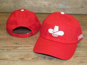 Calgary Cowboys WHA 1975 Defunct Hockey Team Adjustable Strapback Hat Cap Men's