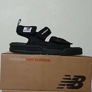 New Balance SD3205GBK KOREAN EXCLUSIVE Sandals UK8/US9/27cm Black RARE Christo