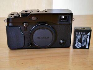 Fujifilm X-PRO1 16.3 MP Mirrorless Digital SLR Camera - Black (Body Only )