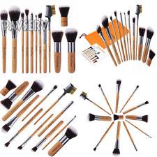 EmaxDesign 12 Pieces Makeup Brush Set Professional Bamboo Handle Premium...
