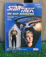 Hasbro Star Trek the Next Generation Lieutenant Tasha Yar Action Figure