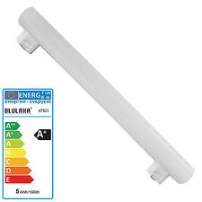 LED Linienlampe 5 watt S14s 2700 Kelvin - BLULAXA