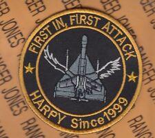 USAF ROKAF HARPY since 1999 Flight Squadron 3.25 patch