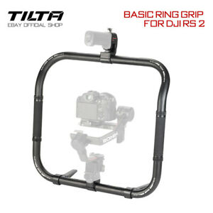 Tilta Basic Ring Grip TGA-BRG Gimbal Handle Camera Holder For DJI RS 2 / RSC 2