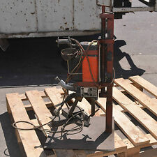 Aston Portable spot welder 1.5KVA model 855H with stand and dispenser
