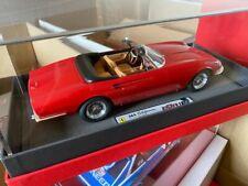 BBR 1/18 Ferrari 365 California, red - limited - new- no mr, cmr. cmc