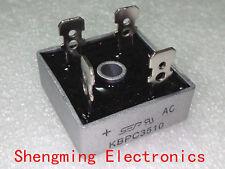 10pcs KBPC3510 35A 1000V Metal Case Bridge Rectifier SEP