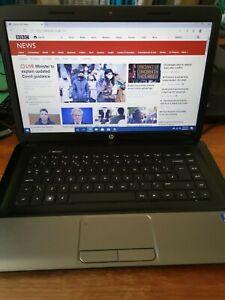 HP 655 4GB RAM 500GB HDD WIN 10 PRO LAPTOP