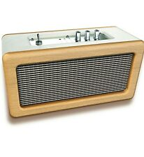 Sharper Image Retro Bluetooth Speaker