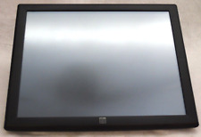 """ELO TouchSystems 19"""" Touch Screen Monitor ET1915L-8CWA-1-G USB RS232 WIN 7 8 10"""