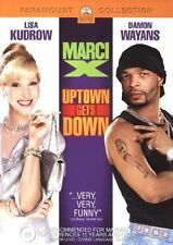 Marci X - DVD ss Region 4 Good Condition