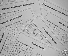 Geobrett-Werkstatt 5x5, Grundschule Geometrie, neu