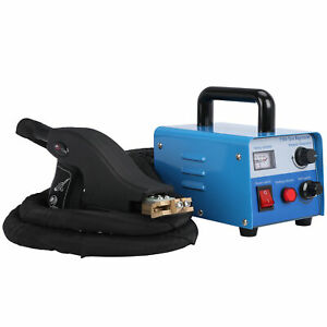 400W Tire Groover Regroover Machine Truck Car Tyre Rubber Groover w/ Blades
