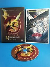 Q the Winged Serpent (Dvd, 1998)☆David Carradine, Michael Moriarty, Candy Clark☆